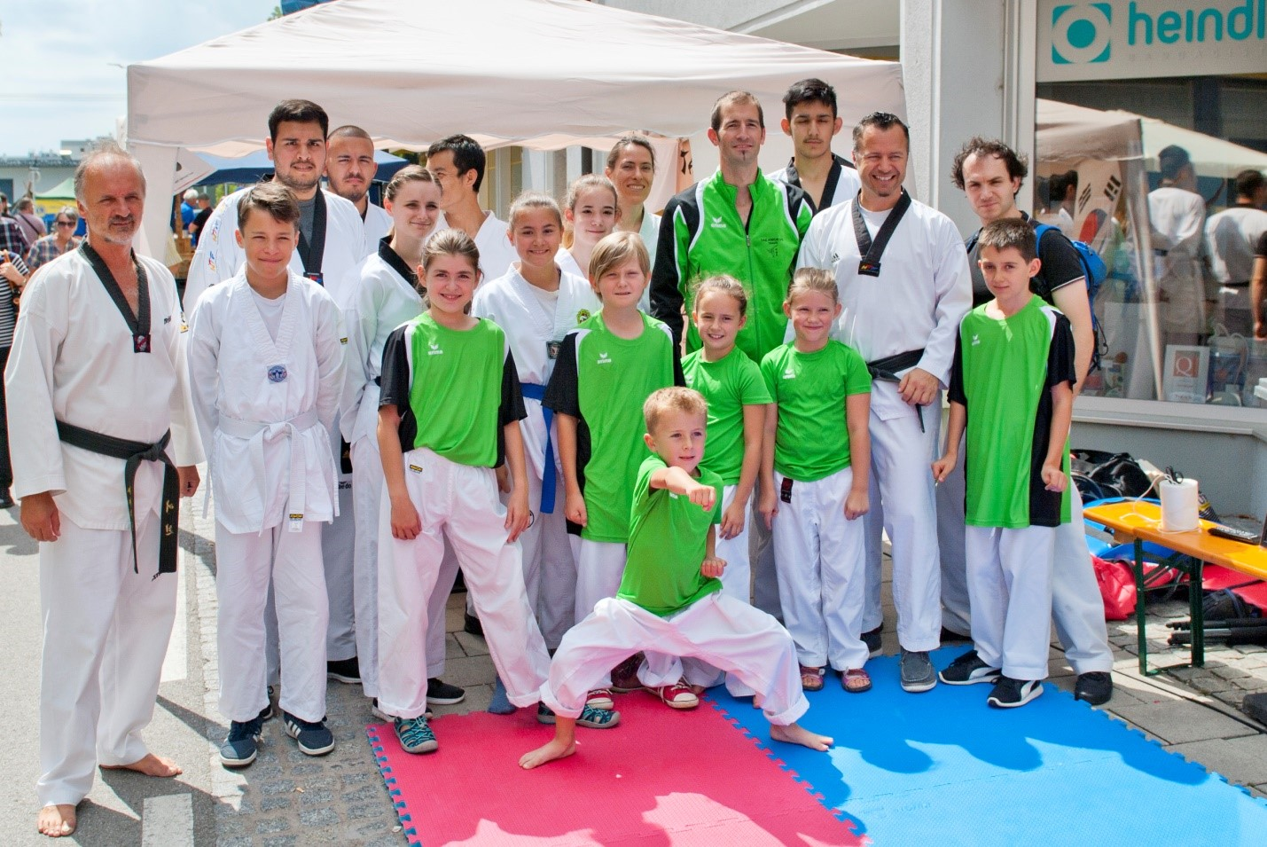 Showteam Askö Taekwondo Traun